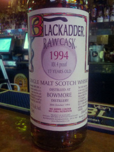 Bowmore 1994 Blackadder