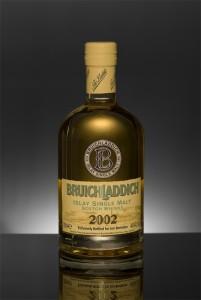 Bruichladdich 2002 bottled for Jon Bertelsen