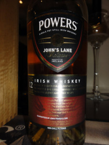 Powers John's Lane 12 YO