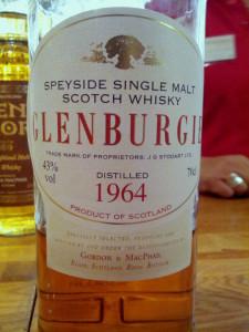 Glenburgie 1964