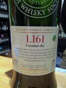 1.161 Coconut shy