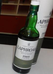 Laphroaig 1989 23 YO