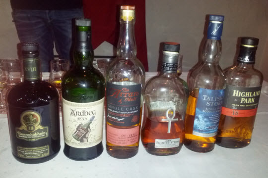 Tunsberg Whiskyfestival 2013 - bilde 1