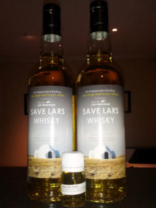 Bruichladdich 1992 20 YO Save the Lars Homestead
