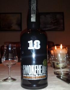 Smokehead Extra Black 18 YO