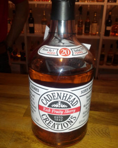 Cadenhead Creations Rich Fruity Sherry
