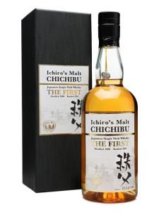 Ichiro's Malt Chichibu The First