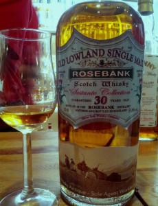 Rosebank 1975 30 YO