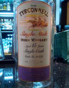 Tyrconnell 15 YO Single Cask