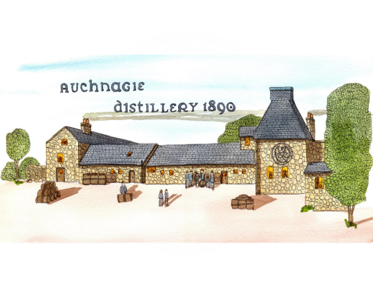 Auchnagie - The Lost Distillery 2