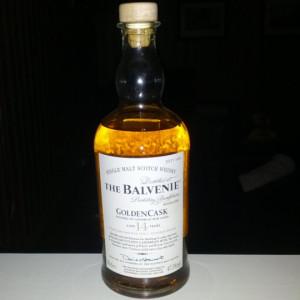 Balvenie Golden Cask 14 YO