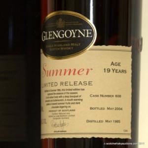 Glengoyne 1985 Summer