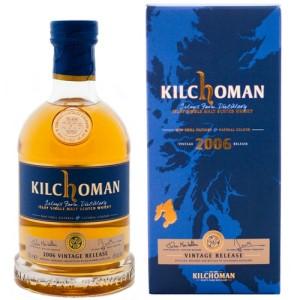Kilchoman 2006 5 YO