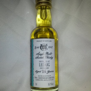 Ledaig 1993 16 YO Authentic Collection