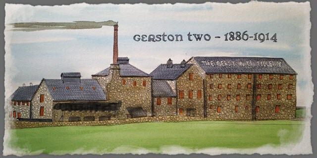 Gerston Blended Malt - bilde 2