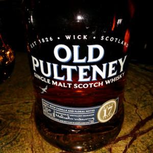 Old Pulteney 17 YO