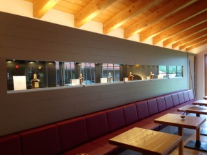 SLYRS - the Bavarian Distillery - tasting room