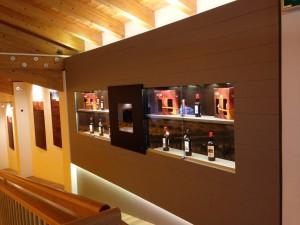 SLYRS - the Bavarian Distillery - tasting room 2