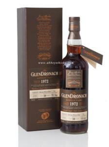 GlenDronach 1972 39 YO