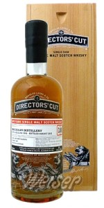 Macallan 1993 18 YO Directors' Cut