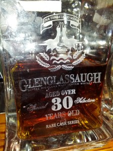 Glenglassaugh Aged Over 30 Years Old Rare Cask Series
