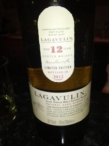 Lagavulin 2012 12 YO