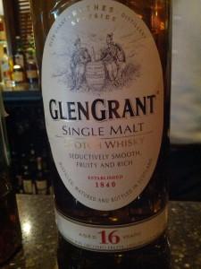 Glen Grant 16 YO