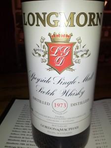 Longmorn 1973/2012 Gordon & MacPhail