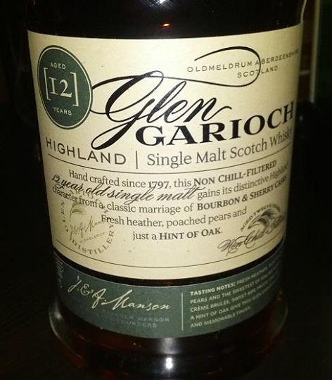 Glen Garioch 12 YO