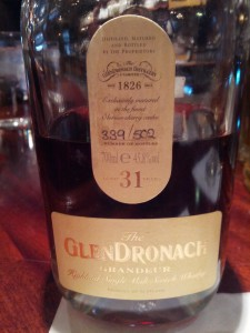 GlenDronach 31 YO Grandeur
