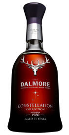 The Dalmore 1980 31 YO Cask 2140 Constellation Collection