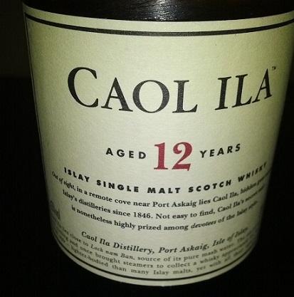 Caol Ila 12 YO
