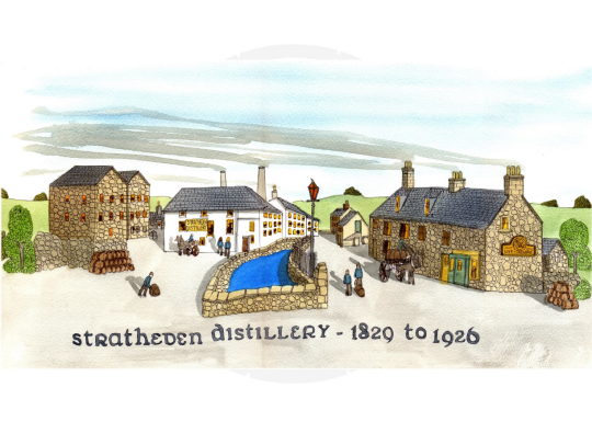 Stratheden The Lost Distillery