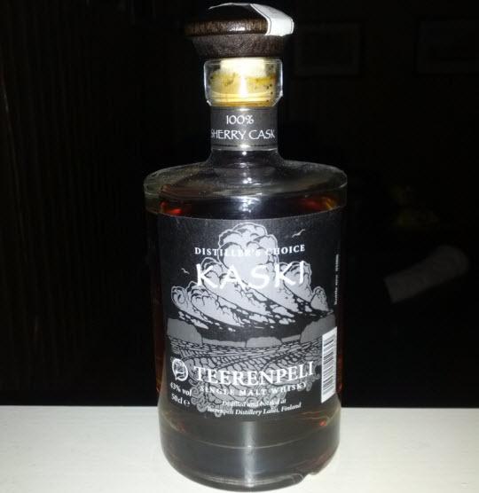 Teerenpeli Kaski Distiller's Choice