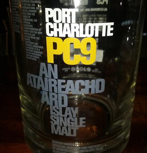 Bruichladdich Port Charlotte PC9