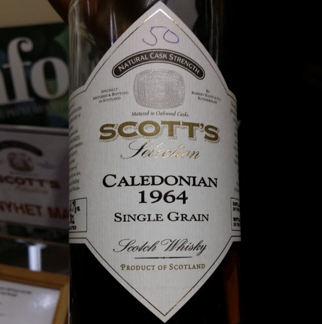 Caledonian 1964 46 YO Scott's Selection