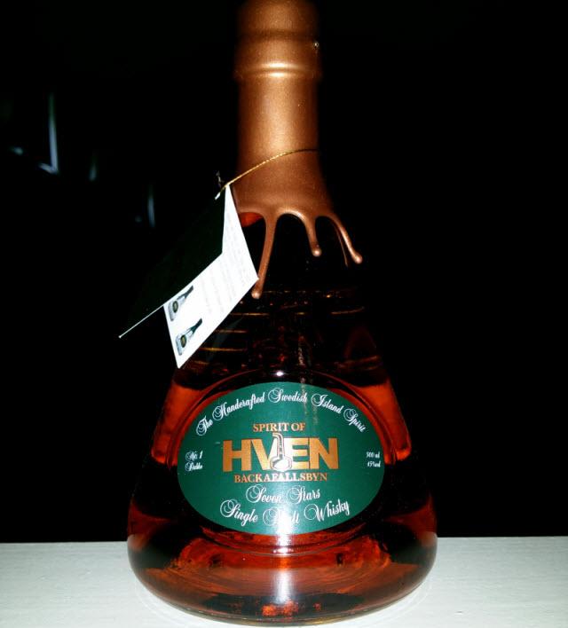 Spirit of Hven Seven Stars No. 1 Dubhe