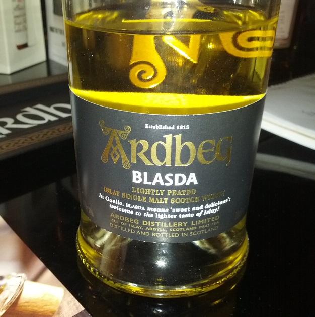 Ardbeg Blasda - something different