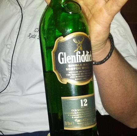 Glenfiddich 12 YO - perfume