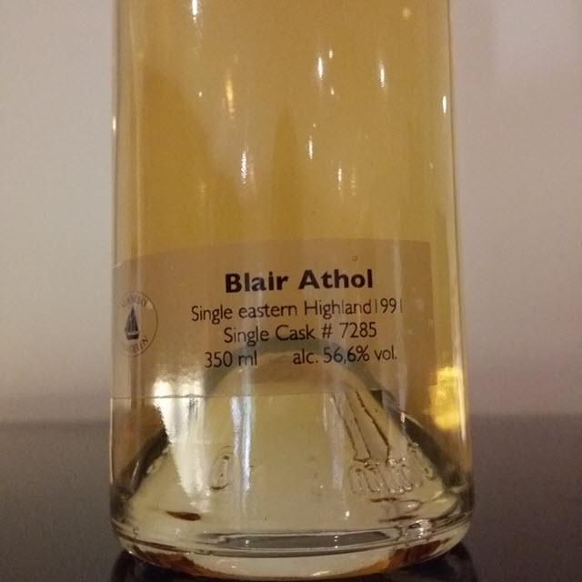 Blair Athol 1991 - Noorbohandelen
