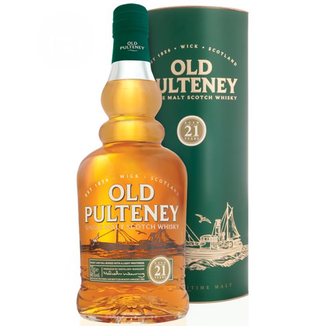 Old Pulteney 21 YO
