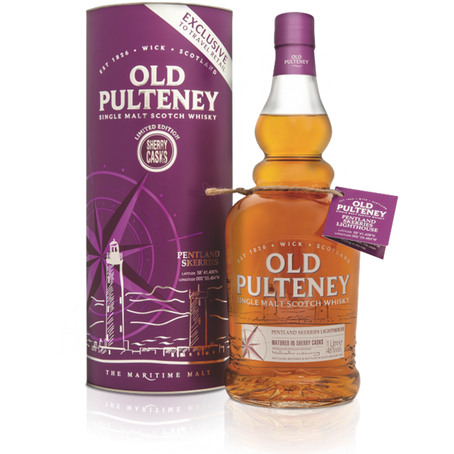 Old Pulteney Pentland Skerries