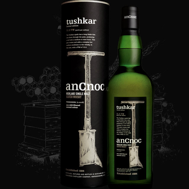 AnCnoc Tushkar Limited Edition