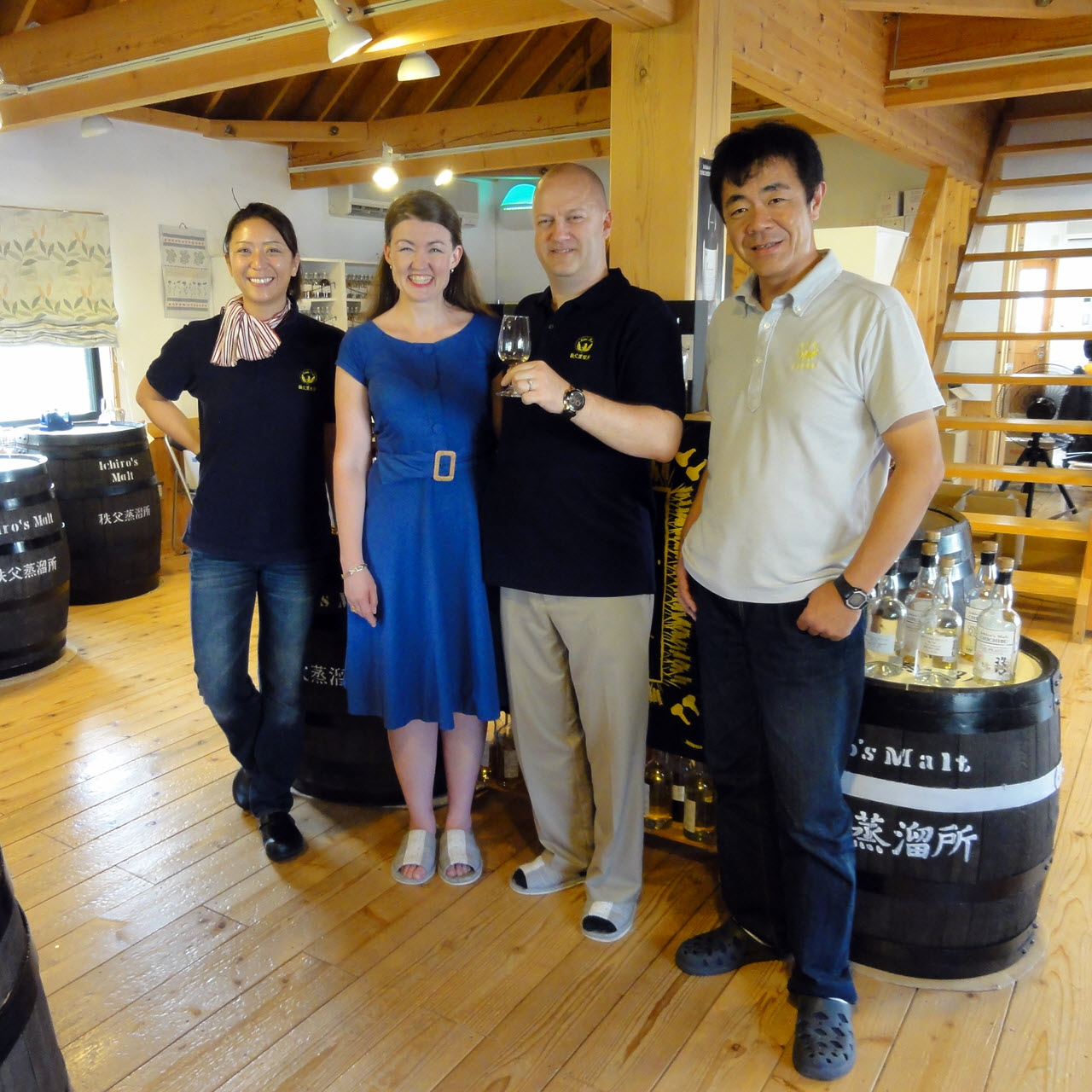 Visiting Chichibu Distillery - image 7