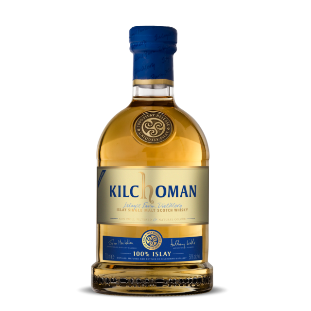 Kilchoman 100 % Islay 4th Edition