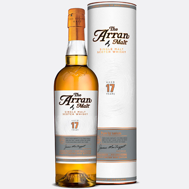 Arran 17 YO Limited Edition