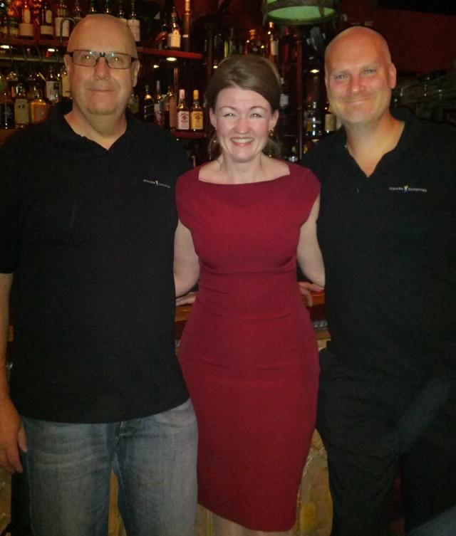 The Ladies' Share with Svenska Eldvatten at Dr Jekylls Pub