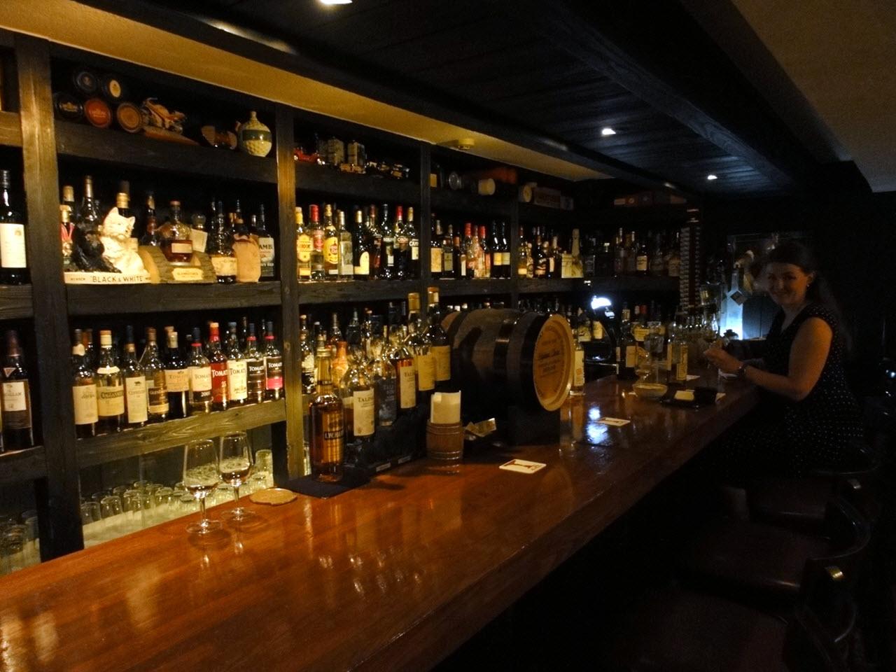 Bar Atrium en, Japan - bar