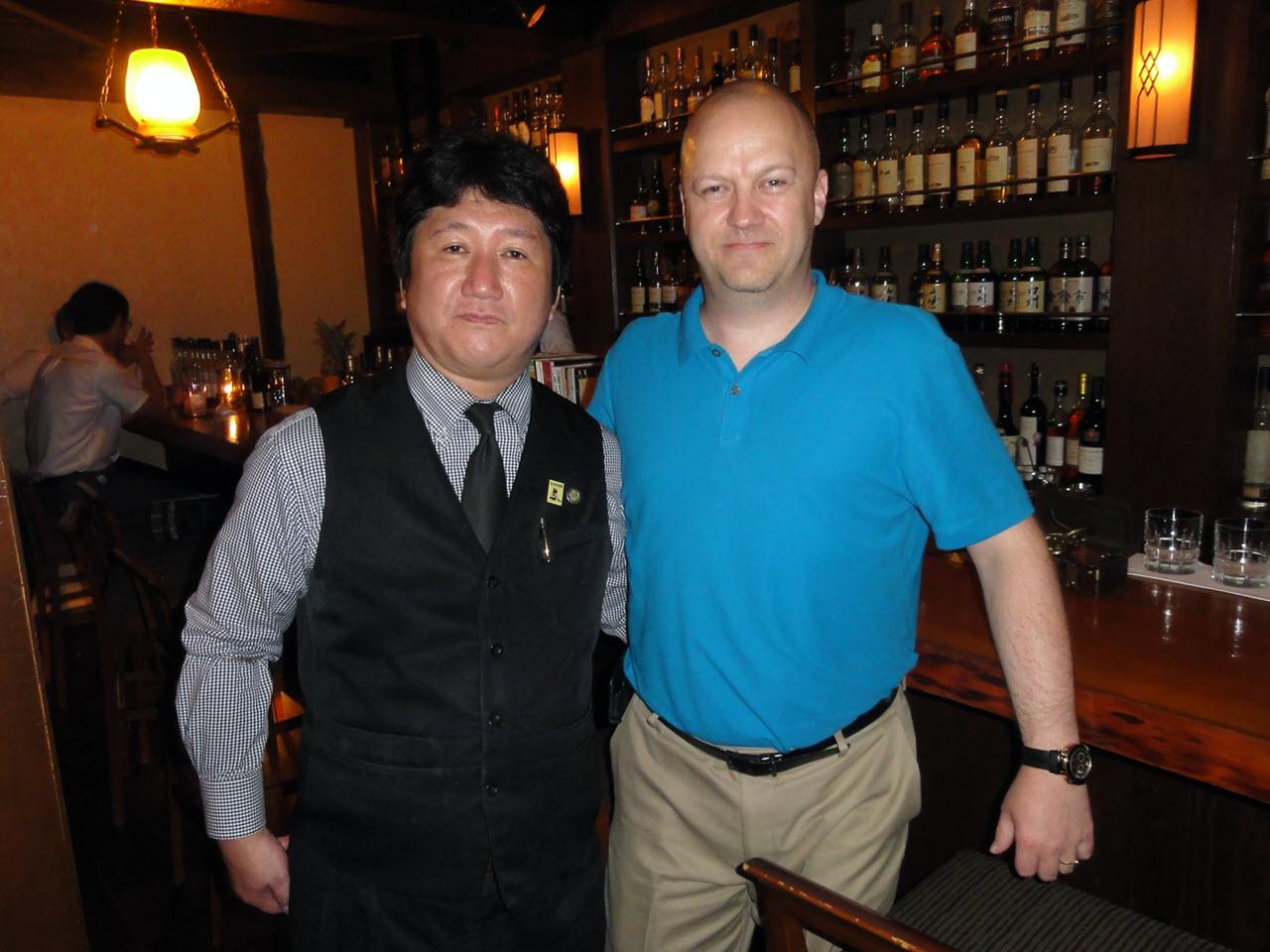 Single Malt Bar Moonshine - Mitsuru Sano