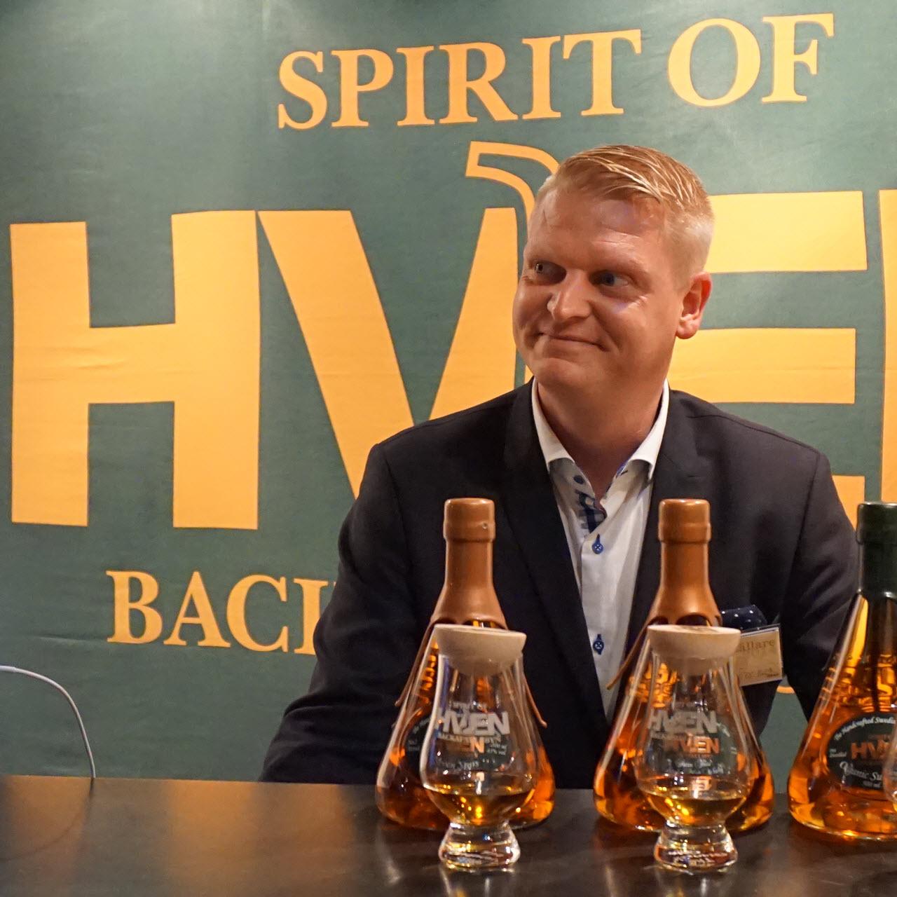 Stockholm Beer and Whisky Festival - Spirit of Hven